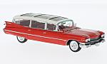 CADILLAC Superior Broadmoor Skyview, red/white