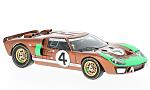 FORD GT 40 MK II, No.4, 24h Le Mans