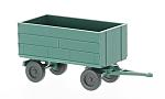 ANHäNGER agricultural trailer, green