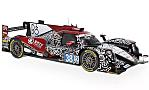 ORECA 07 - Gibson, No.38, Jackie Chan DC racing, 24h Le Mans