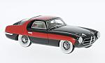 PEGASO Z- 102 Thrill Coupe, black/red