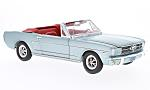 FORD Mustang Convertible, metallic-light grey
