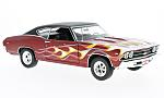 CHEVROLET Chevelle SS396, red/Decorated