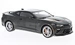 CHEVROLET Camaro SS, metallic-dark grey