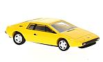 LOTUS Esprit S1, yellow, RHD