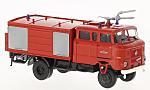 IFA W50 La, model prototipo volunteers fire brigade