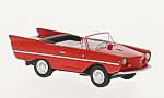 AMPHICAR 770, red