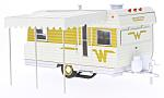 WINNEBAGO 216 camper, beige/gold