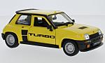 RENAULT 5 Turbo, yellow