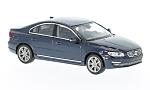 VOLVO S80, metallic-dark blue