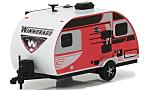 WINNEBAGO Winnie Drop 1710, red