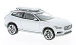 VOLVO concept XC Coupe, light grey