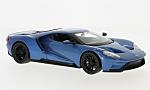 FORD GT, metallic-Bl
