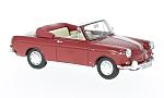 VW 1500 typ 3 Convertible, red