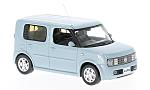 NISSAN Cube, light blue, RHD
