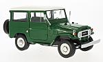 TOYOTA Land Cruiser FJ40, green/white