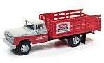 FORD Stake Bed Truck, red/grey, Ford tractor Parts