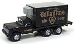 FORD Refrigerated Levering Truck, black, Ballantine Beer