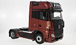MERCEDES Actros Gigaspace 4x2 FH25, metallic-dark red
