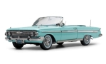 CHEVROLET Impala Convertible, light turquois