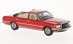MERCEDES 208 SEL (W116) Landaulet, red