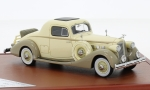 PACKARD super Eight Coupe, beige/brown