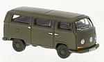 VW T2 Bus, German Armed Forces