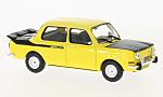 SIMCA Rallye 2, yellow/matt-black