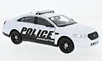 FORD Police Interceptor, white
