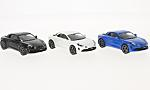 ALPINE RENAULT A110 Premiere Edition 3rd-Set, metallic-Bl/metallic-white