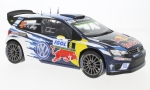 VW Polo wheels WRC, No.9, VW Motor Sport, Red Bull, Rallye WM, tour de Corse