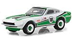 DATSUN 240Z, grün/white, No.18, Greenlight racing team