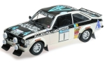 FORD Escort MK II RS 1800, No.1, Allied Polymer Group, Allied Polymer, Rallye RAC Lombard