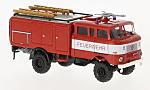 IFA W50 TLF16, ND fire brigade