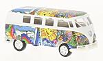 VW T1b station wagon, Hippie Bus