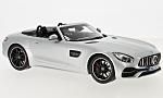 MERCEDES AMG GT C Roadster, silver