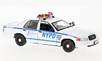 FORD Crown Victoria Police Interceptor, TV Series Blue Bloods - NYPD