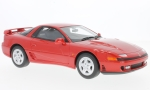 MITSUBISHI GTO Twin Turbo, red, RHD