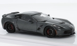 CHEVROLET Corvette Grand sport, metallic-grey/black