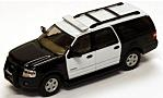 FORD super duty Expedition, black/white