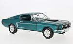 FORD Mustang GT 2+2, metallic-turquoise