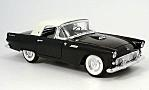 FORD Thunderbird, black/white