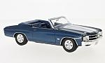 CHEVROLET Chevelle SS 454 Convertible, metallic-Bl/white