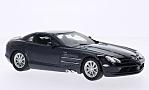 MERCEDES SLR McLaren, metallic-dark grey