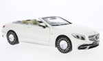 MERCEDES-MAYBACH S650 Convertible, white