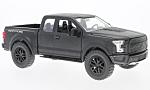 FORD for-150 Raptor, matt-black
