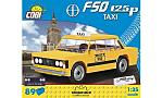 FSO 125 Puerrer, yellow, taxi