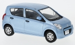 SUZUKI Alto, metallic-light blue, RHD