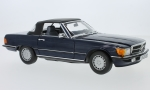 MERCEDES 300 SL (wheels 107), metallic-dark blue