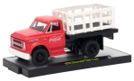 CHEVROLET C60 Truck, rot/weiss, Coca Cola